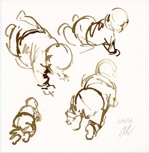 Baby Gesture 2