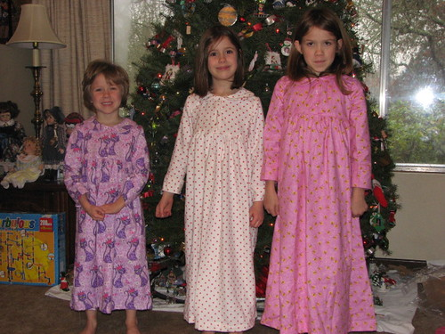Girls in the Nightgowns