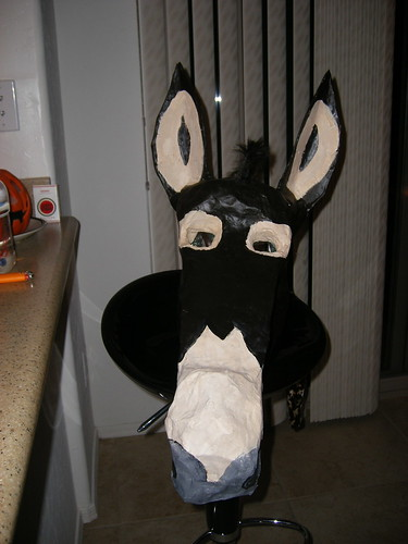 Donkey Mask, Final
