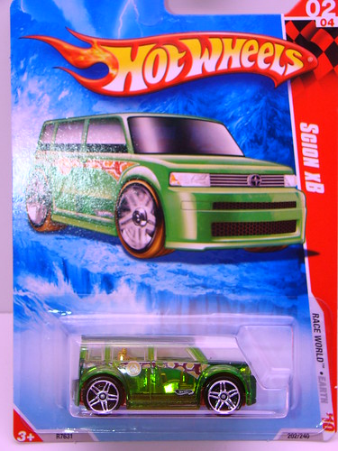 hws scion xB (1)