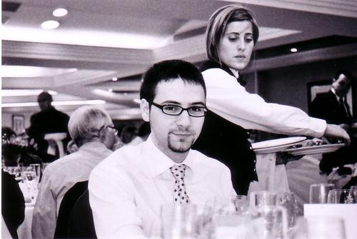 Mi primo y la camarera