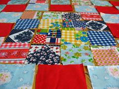 patchwork squares