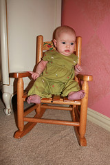 Chelsea - Rocking Chair - 3 months