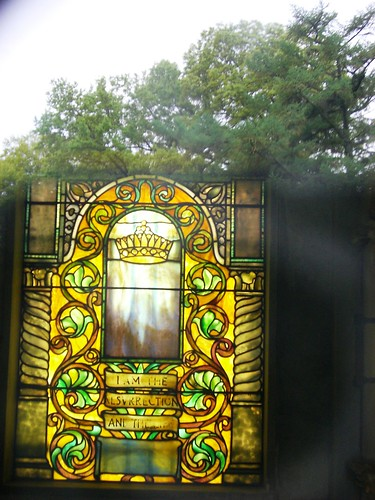 Stained Glass, Reflection