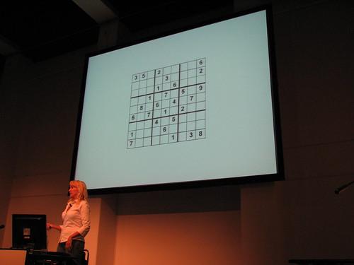 Web 2.0 Expo, Kathy Sierra 20