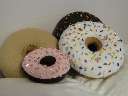Mmm!! Donuts!