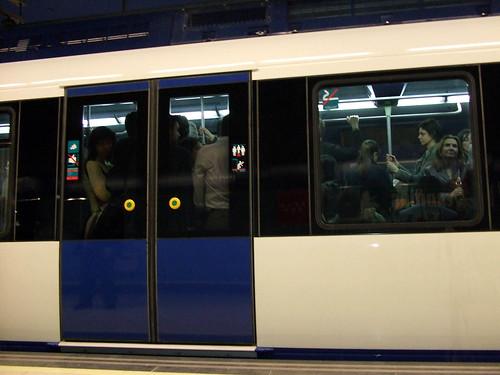 Metro de Madrid-26- Abril-2007