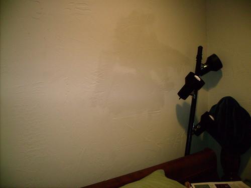 wet scuffless wall 4.12.08