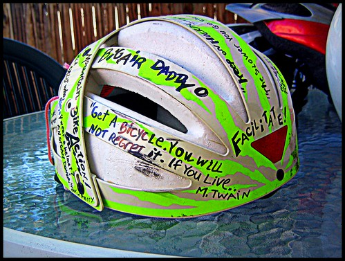 The Quotable Helmet
