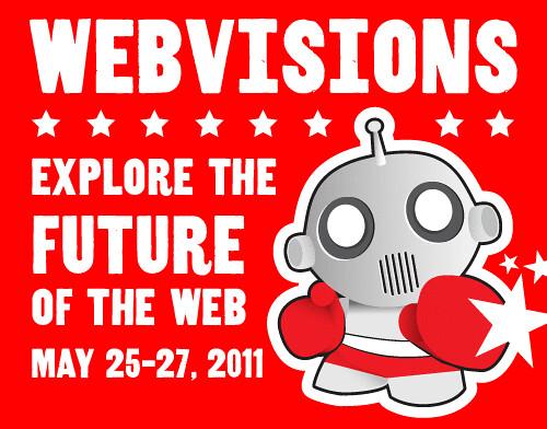 World of Geekcraft at WebVisions!