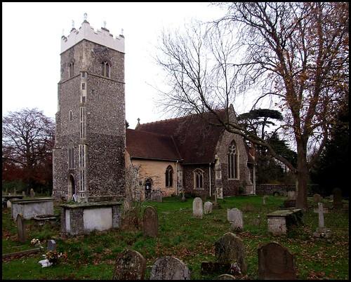 St Peter, Claydon