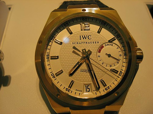 IWC Big Ingenieur Pink Gold
