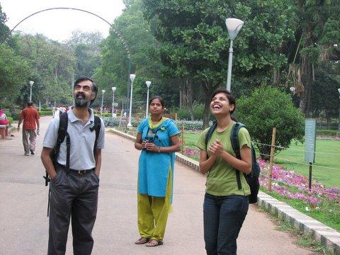 karthik, geeta, anjali lalbagh 220308