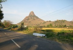 The Hill while coming from Chetput