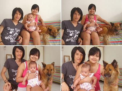 family portrait trials - nov 2007