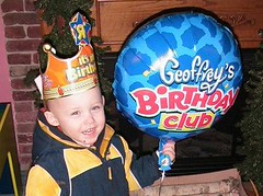 Malachi's 2nd Birthday