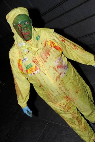 Zombie Flashmob - 10