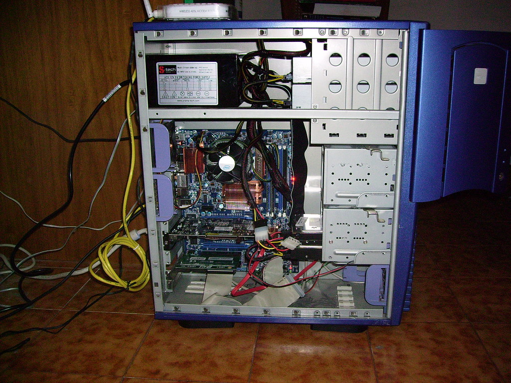 white's PC