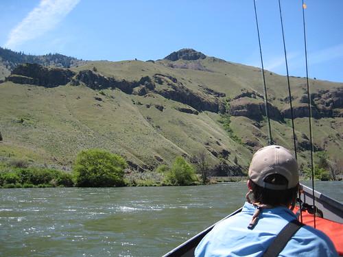 Deschutes River Scenery