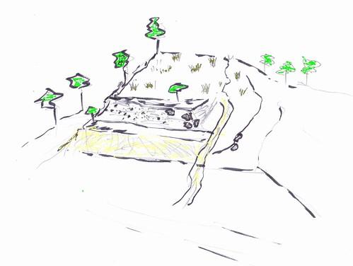 신답왜성(農所支城) Shindap waeseong