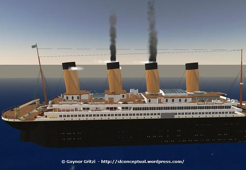 The Titanic 01