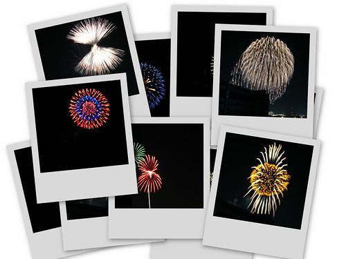 December 4th, Firework pile
