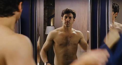 Patrick Dempsey Shirtless
