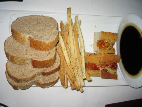 The bread basket to start