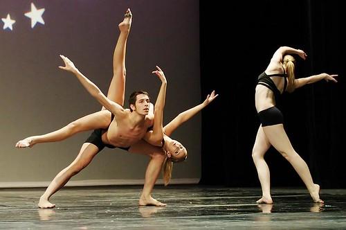 Modern Dance by Kevin Eddy