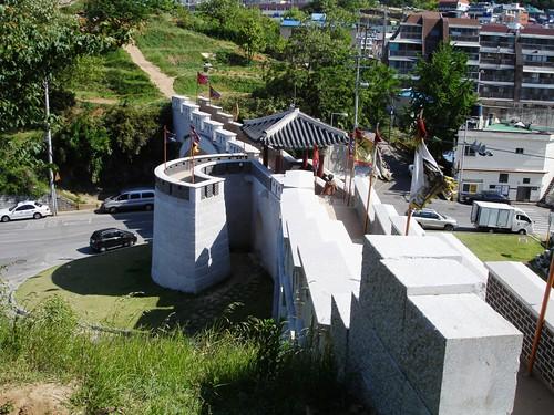 Dongnae Festung
