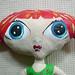 Big Eyed Red Head