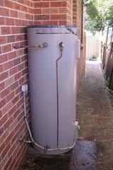 new hot water heater