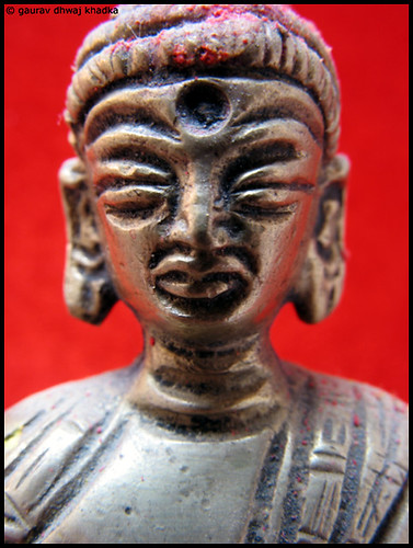 Buddha by Gaurav Dhwaj Khadka