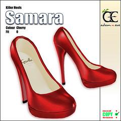 Cherry Samara