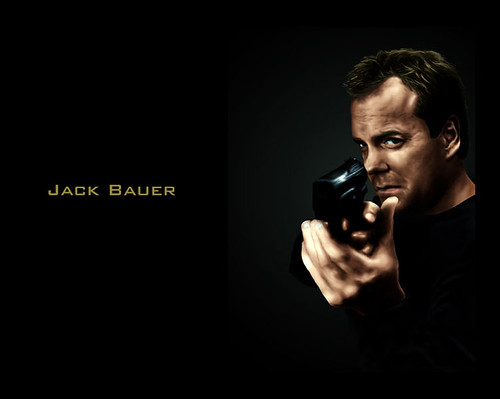 Jack Bauer by Aubele.