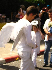 I'm loving angels instead