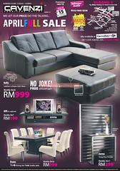 20080411 Cavenzi April Full Sale1