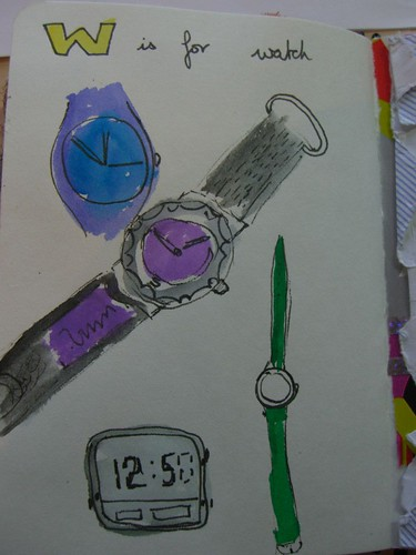 W is for Watch