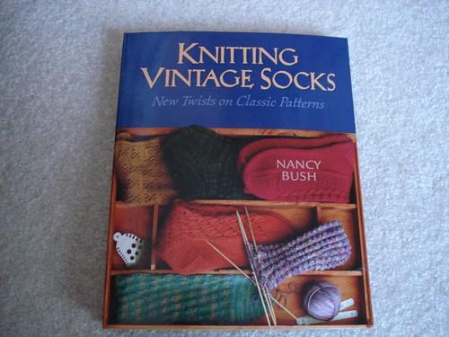 Knitting Vintage Socks