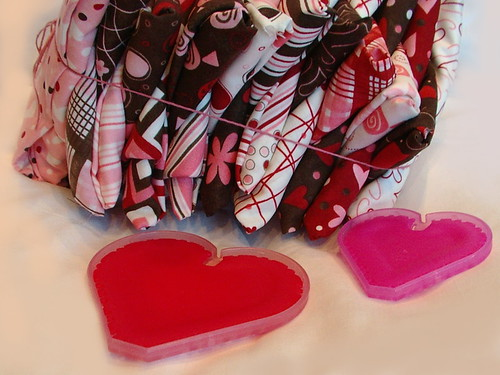 thinking Valentine's already