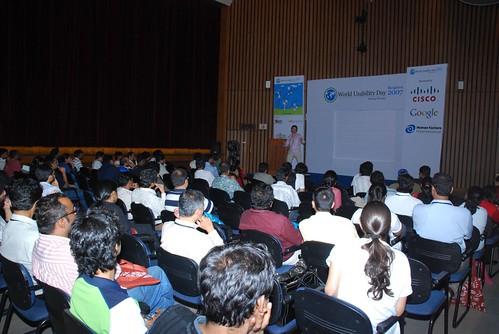 WUD Bangalore 2007 event