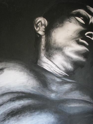 Self Portrait (2004) by Samiu Napa'a