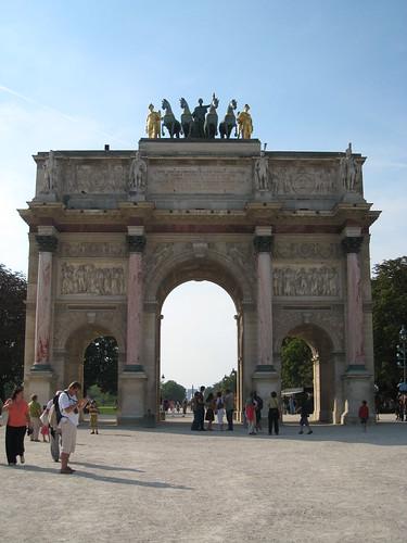 Arc de Triomphe du Carroussel
