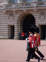 Change of Guards