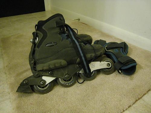 My rollerblades!