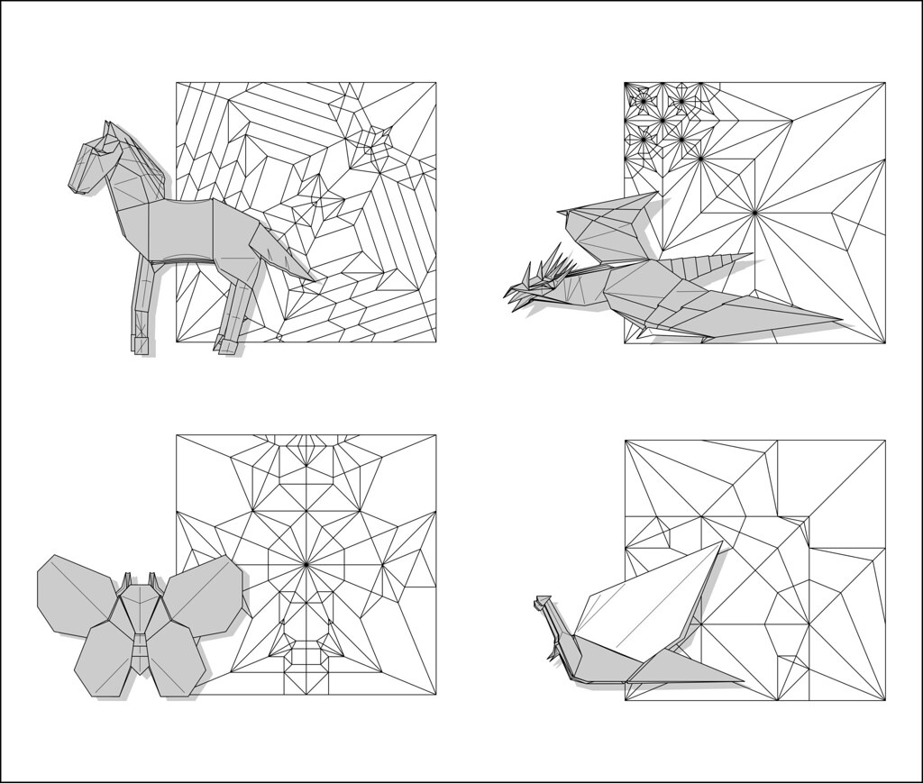 The World S Best Photos Of Inkscape And Origami