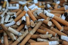 Pile of Death Sticks