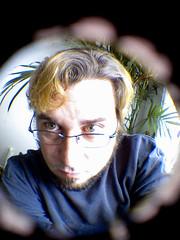 Self Portrait, April 29, 2008