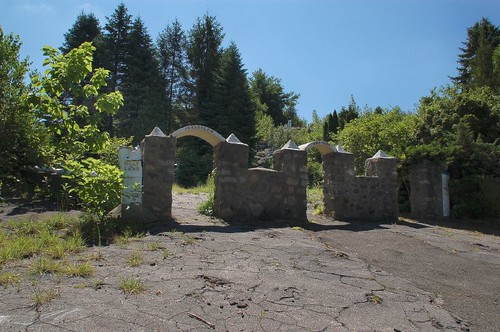 Holy Land - Entrance