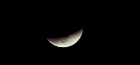 Moon Partial Eclipse 2